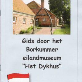 Gids door het Borkummer eilandmuseum(NL)