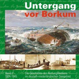Untergang vor Borkum II