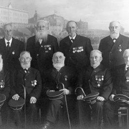 Borkumer Veteranen 1926