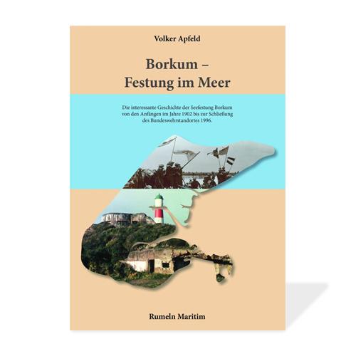 Borkum-Festung im Meer