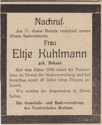 Eltje Kuhlmann